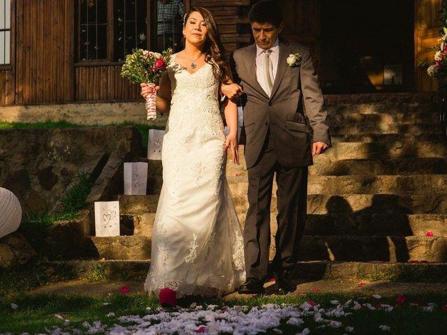 El matrimonio de Gonzalo y Elisabeth en La Reina, Santiago 18