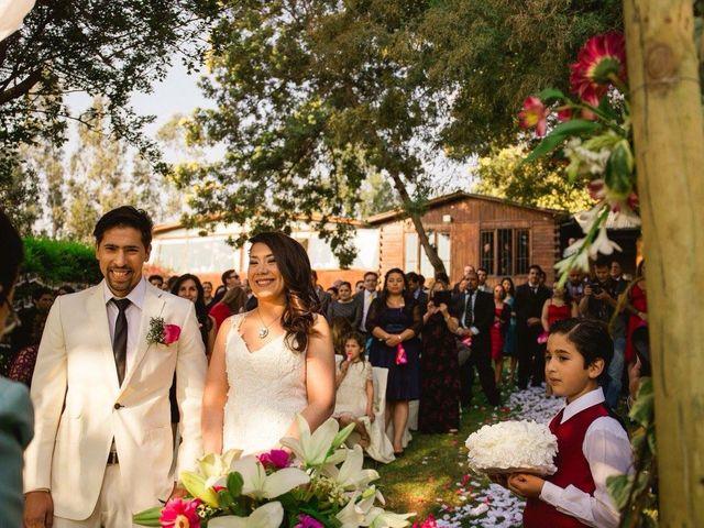 El matrimonio de Gonzalo y Elisabeth en La Reina, Santiago 20