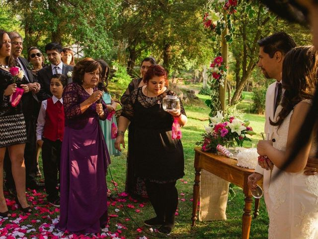 El matrimonio de Gonzalo y Elisabeth en La Reina, Santiago 27