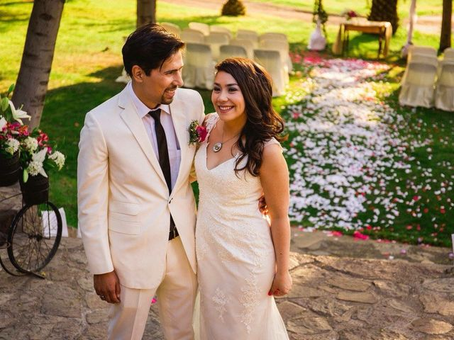 El matrimonio de Gonzalo y Elisabeth en La Reina, Santiago 32