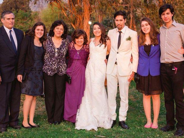 El matrimonio de Gonzalo y Elisabeth en La Reina, Santiago 34