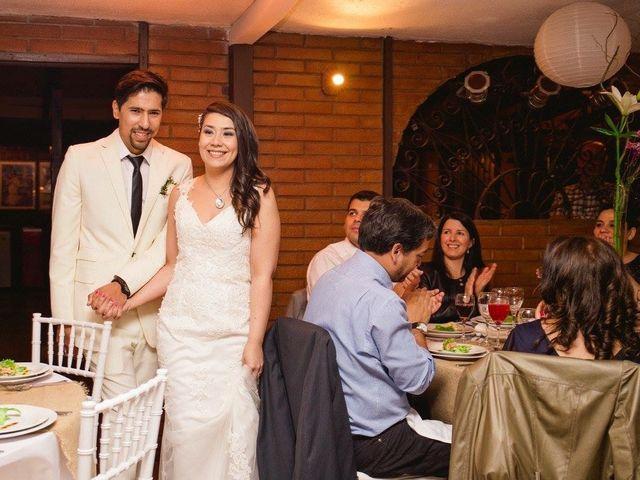 El matrimonio de Gonzalo y Elisabeth en La Reina, Santiago 40