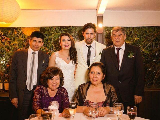 El matrimonio de Gonzalo y Elisabeth en La Reina, Santiago 43