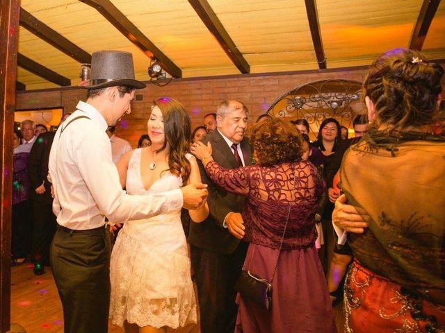El matrimonio de Gonzalo y Elisabeth en La Reina, Santiago 47