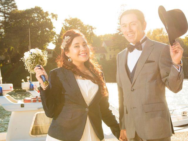 El matrimonio de Cecilia y Felipe