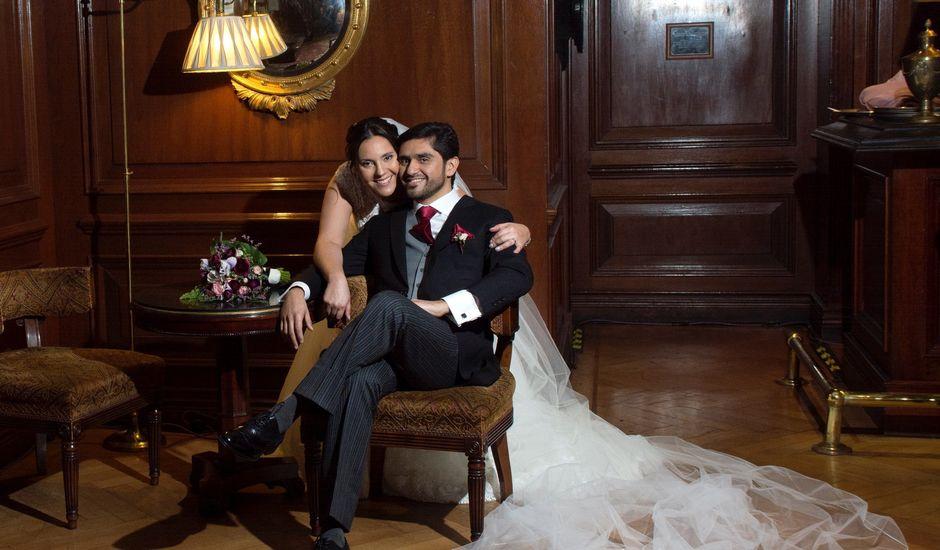 El matrimonio de Álvaro y Ana en Las Condes, Santiago