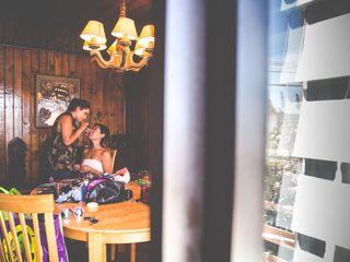 El matrimonio de Evelyn y Miguel 2