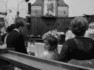 El matrimonio de Caro y Kano 2