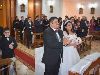 El matrimonio de Jessica y Cristian