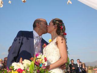 El matrimonio de Cecilia  y Pablo  2