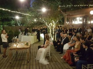 El matrimonio de Fernanda y Clemente 1