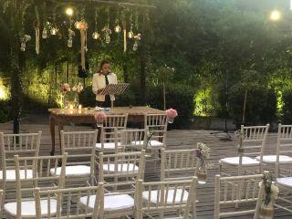 El matrimonio de Fernanda y Clemente 3