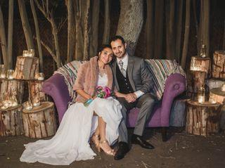 El matrimonio de Macarena y Daniel