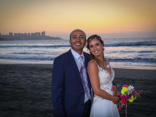 El matrimonio de Cecilia  y Pablo