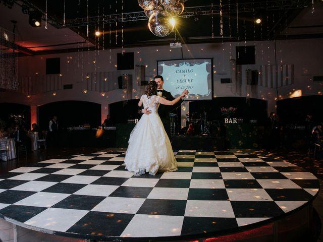 El matrimonio de Juan Camilo y Yesley en Santiago, Santiago 27