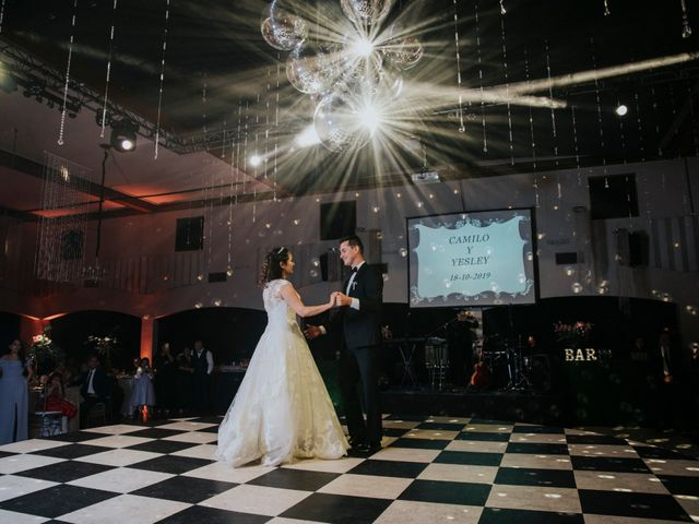 El matrimonio de Juan Camilo y Yesley en Santiago, Santiago 28