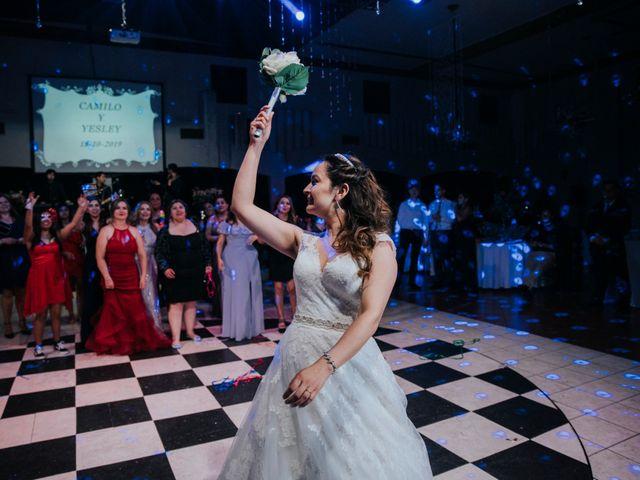 El matrimonio de Juan Camilo y Yesley en Santiago, Santiago 35