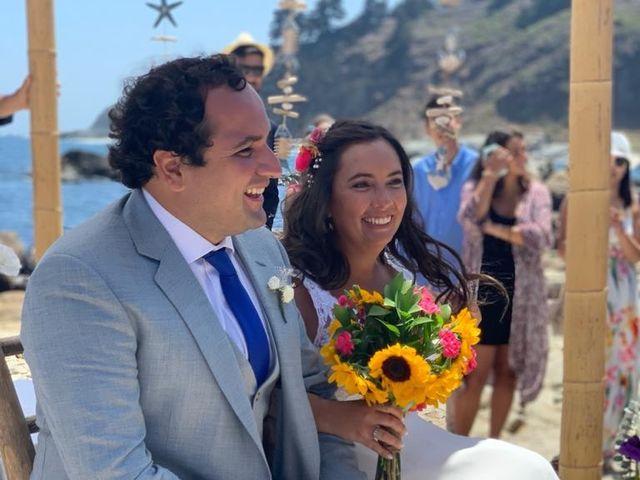 El matrimonio de Pedro Pablo y Francisca en Puchuncaví, Valparaíso 8