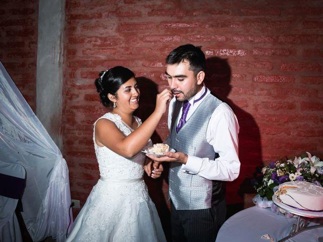 El matrimonio de Javiera y Luis