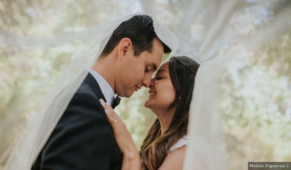 El matrimonio de Juan Camilo y Yesley en Santiago, Santiago