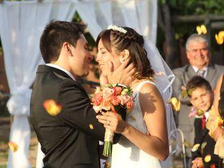 El matrimonio de Casandra y Sebastián  1