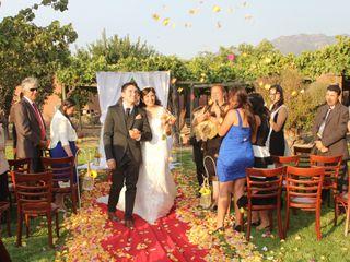 El matrimonio de Casandra y Sebastián  2