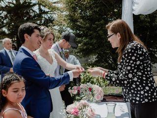 El matrimonio de Karen y Luis 2