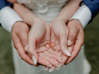 El matrimonio de Karen y Luis 3