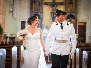 El matrimonio de Paz y Guillermo 2