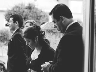 El matrimonio de Jocelyn y Leonel 3