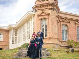 El matrimonio de Francisca y Andrés 2