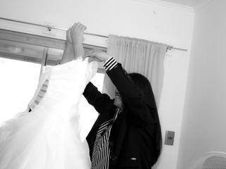 El matrimonio de Damaris y Víctor 3