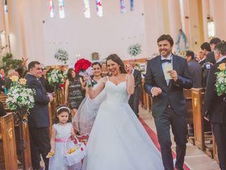 El matrimonio de Grisel y Eduardo
