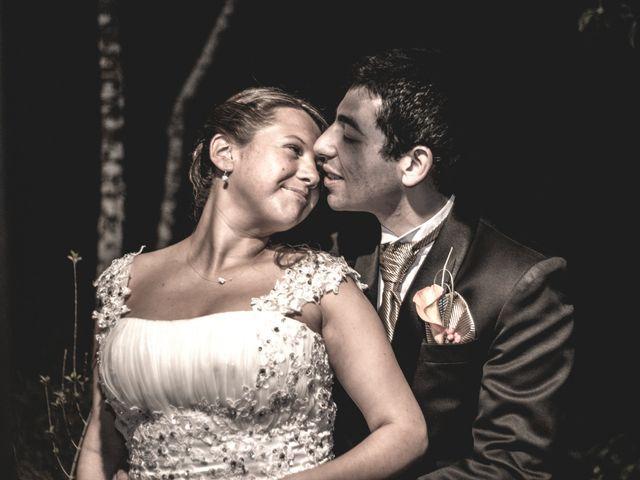 El matrimonio de Jocelyn y Leonel