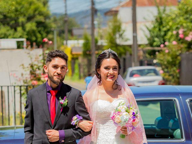 El matrimonio de Marcelo y Nathalie en Temuco, Cautín 38
