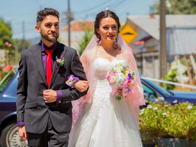 El matrimonio de Marcelo y Nathalie en Temuco, Cautín 39