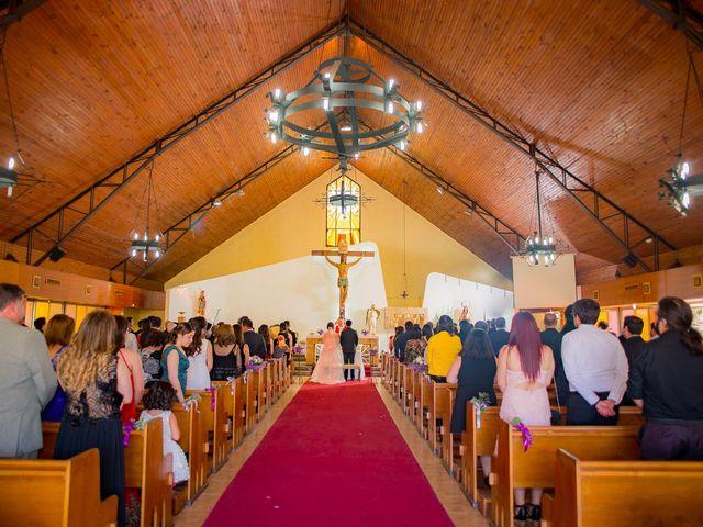 El matrimonio de Marcelo y Nathalie en Temuco, Cautín 45