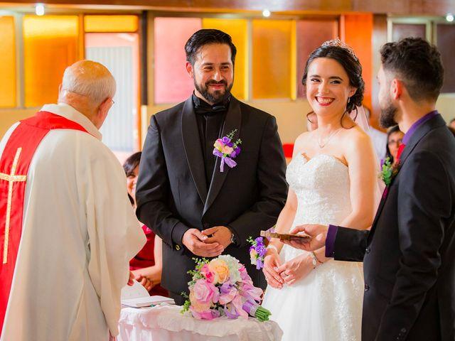 El matrimonio de Marcelo y Nathalie en Temuco, Cautín 52