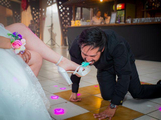 El matrimonio de Marcelo y Nathalie en Temuco, Cautín 135