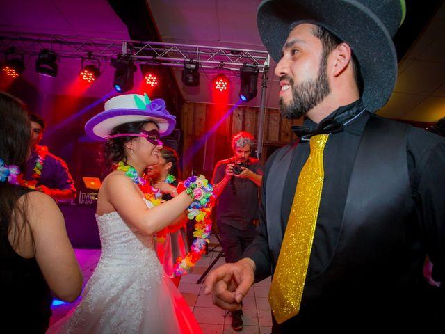 El matrimonio de Marcelo y Nathalie en Temuco, Cautín 150