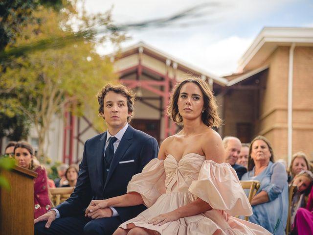 El matrimonio de Francisca y Andrés