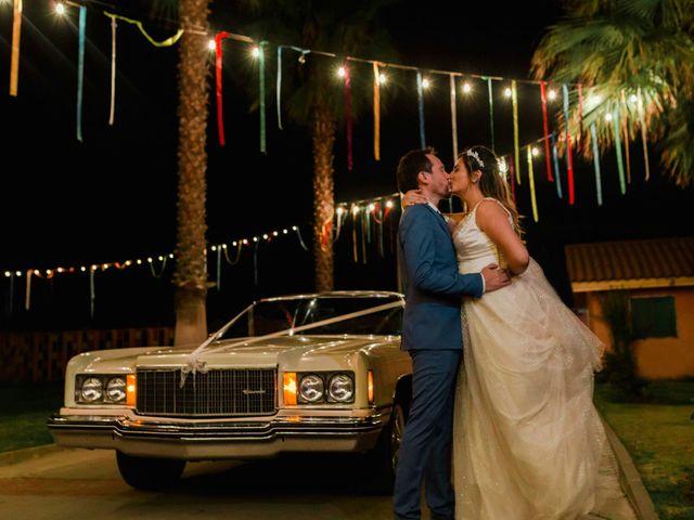 El matrimonio de Fernanda y Daniel
