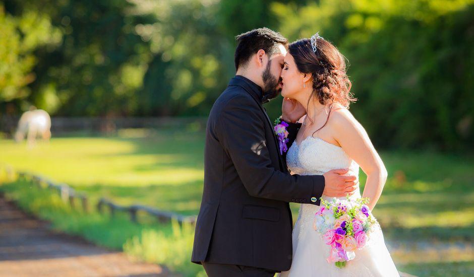 El matrimonio de Marcelo y Nathalie en Temuco, Cautín