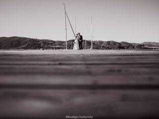 El matrimonio de Carolina  y Esteban  1