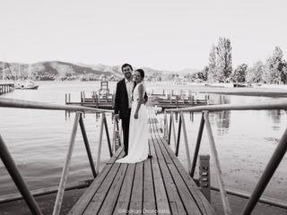 El matrimonio de Carolina  y Esteban