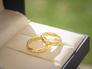El matrimonio de Claudio y Makarena 1