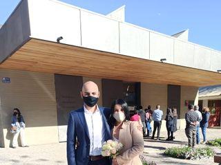El matrimonio de Marcela y Rodrigo  2
