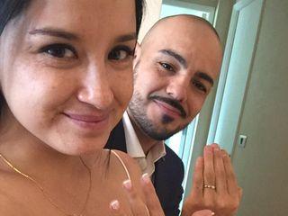El matrimonio de Marcela y Rodrigo