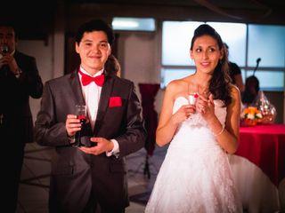 El matrimonio de Vanesa y Esteban