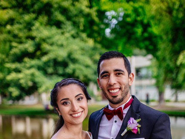 El matrimonio de Cata y Juan David